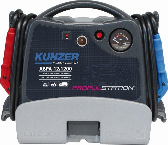 Kunzer AKKU Start 12V ACDC, Propulstation 1200CA, ASPA 121200 günstig kaufen | PROFISHOP