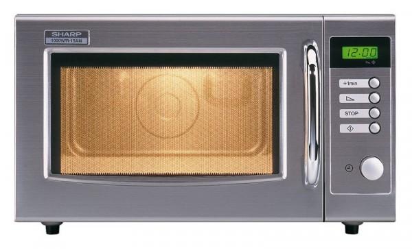 GGG Mikrowelle, 483 x 442 x 281 mm, Edelstahl, 6