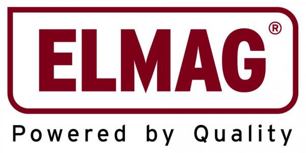 ELMAG Schweißdecke Material Silikatgewebe, 900x2000 mm, bis 1.300° C beidseitig mit Hochtemperaturbeschichtung, 57281