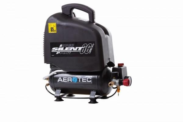 Aerotec Druckluft Kompressor Leise Silent Olfrei 66 Db 230 Volt 2005210 Gunstig Kaufen Profishop