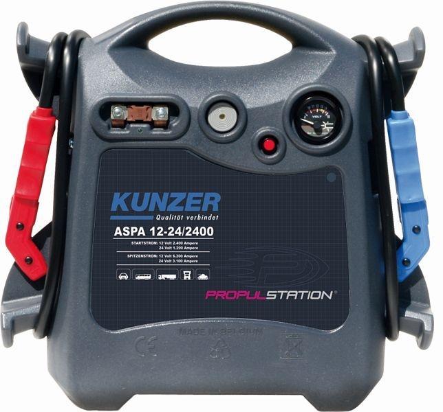 Kunzer AKKU Start 1224V ACDC, Propulstation, ASPA 12 242400 günstig kaufen | PROFISHOP